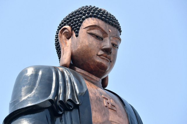 Kiến trúc chùa Việt trên đỉnh núi đẹp như tiên cảnh trên đỉnh Fansipan - Ảnh 13.