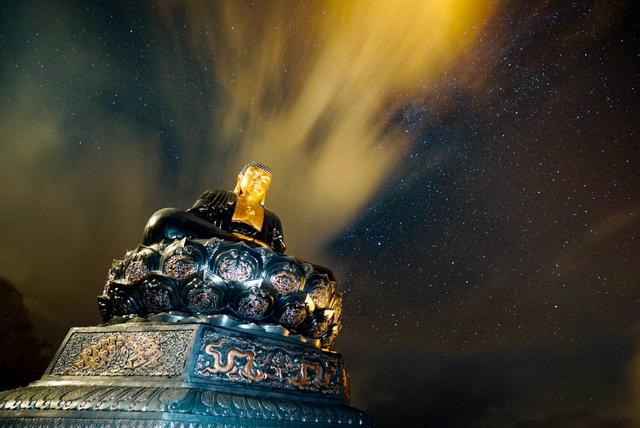 Kiến trúc chùa Việt trên đỉnh núi đẹp như tiên cảnh trên đỉnh Fansipan - Ảnh 14.