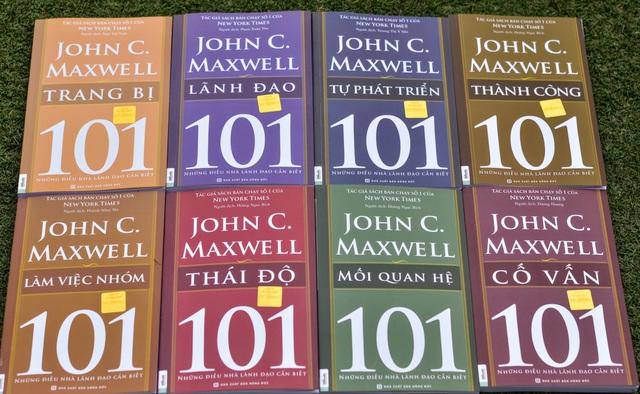 8 nghệ thuật trong lãnh đạo từ bộ sách hay nhất của John C.Maxwell - Ảnh 3.
