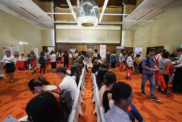 T.H.E. Education Fair 2018 - Sự kiện lớn nhất trong năm của G'Connect Hospitality Education - Ảnh 1.
