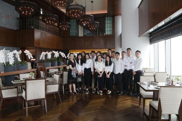 Đỏ mắt ghen tị với chương trình học 5 sao của sinh viên BTEC Việt Nam - Ảnh 1.