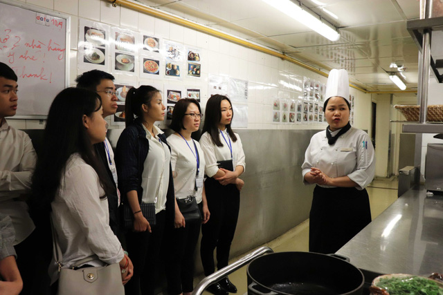 Đỏ mắt ghen tị với chương trình học 5 sao của sinh viên BTEC Việt Nam - Ảnh 5.