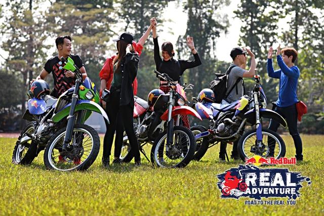 Các mỹ nhân The Face và Next Top Model xuất chiêu trong show mạo hiểm Red Bull - Hành Trình Đích Thực - Ảnh 1.