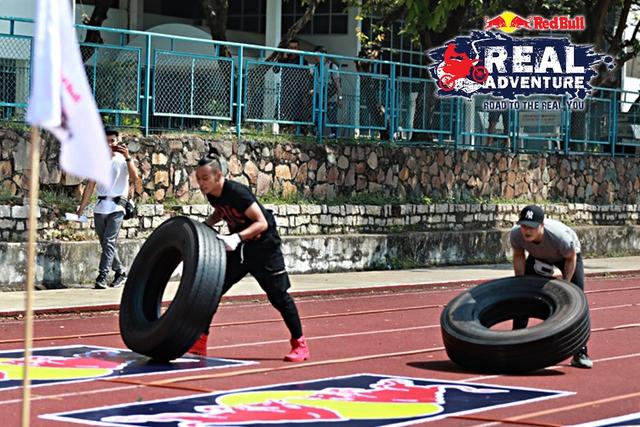 Các mỹ nhân The Face và Next Top Model xuất chiêu trong show mạo hiểm Red Bull - Hành Trình Đích Thực - Ảnh 4.