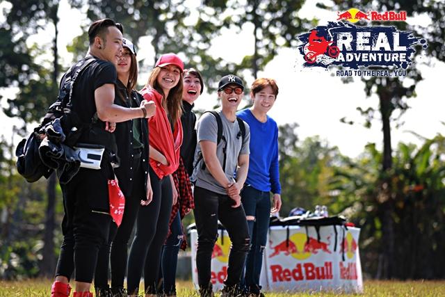 Các mỹ nhân The Face và Next Top Model xuất chiêu trong show mạo hiểm Red Bull - Hành Trình Đích Thực - Ảnh 11.