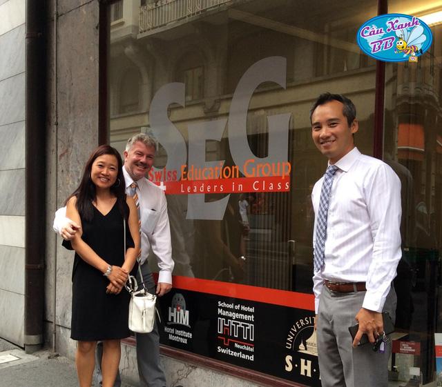 Du học Thụy Sĩ cùng tập đoàn Swiss Education Group - SEG - Ảnh 2.