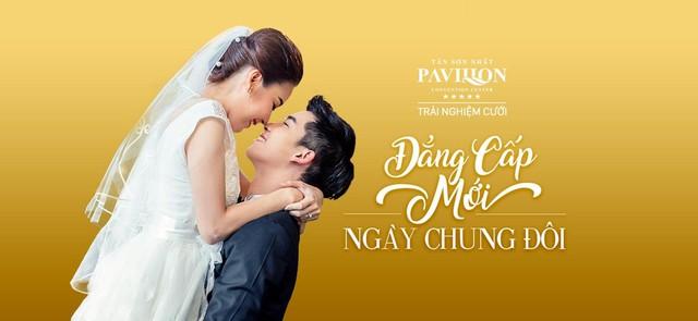 Chờ đón trải nghiệm cưới hoành tráng tại nhà hàng 5 sao Tân Sơn Nhất Pavillon - Ảnh 1.