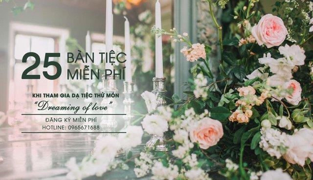 Chờ đón trải nghiệm cưới hoành tráng tại nhà hàng 5 sao Tân Sơn Nhất Pavillon - Ảnh 5.