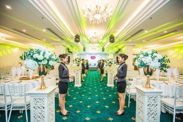 Chờ đón trải nghiệm cưới hoành tráng tại nhà hàng 5 sao Tân Sơn Nhất Pavillon - Ảnh 6.