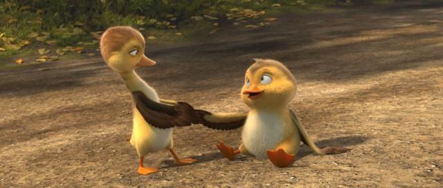 Duck Duck Goose - Cuộc hành trình cười ra nước mắt của những chú vịt trời vui nhộn - ảnh 2