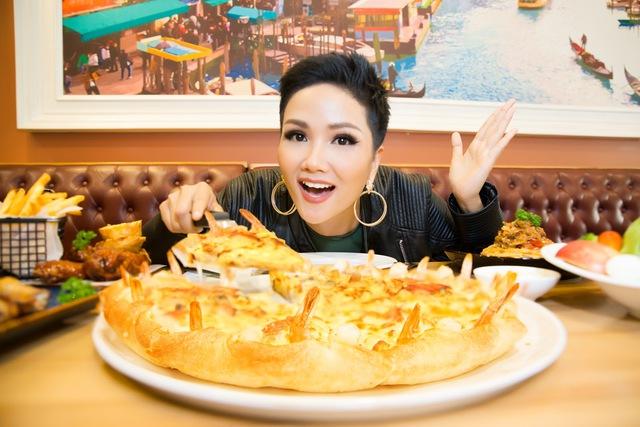 Pizza Viền Tôm Nướng thả ga với giá giảm chỉ còn 50% nhân dịp sinh nhật The Pizza Company - Ảnh 1.
