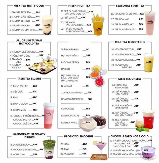 Khuyến mãi siêu khủng từ Taste Tea – Uống trà sữa thả ga, chẳng lo về giá dành riêng cho dân văn phòng - Ảnh 2.