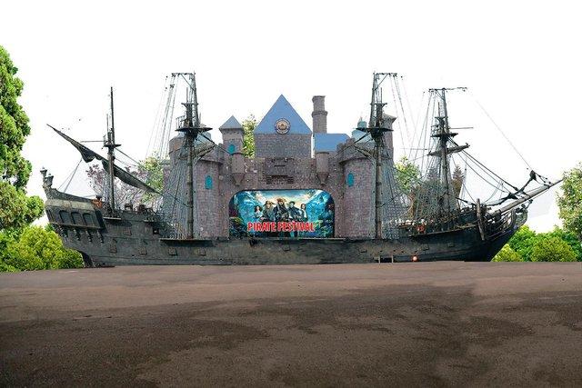 """Lên lịch """"Quẩy hết mình – Check in hết góc"""" tại lễ hội cướp biển ngay giữa lòng Thủ đô - Ảnh 4."""
