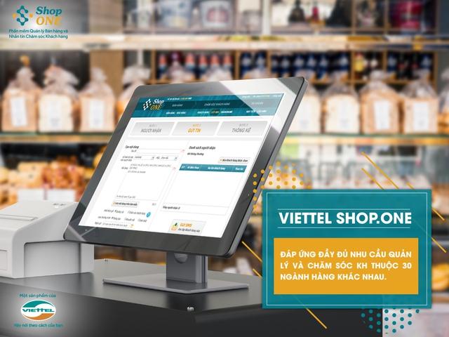 Shop.ONE - Phần mềm quản lý bán hàng và nhắn tin chăm sóc khách hàng mua 1 được 2 - Ảnh 2.