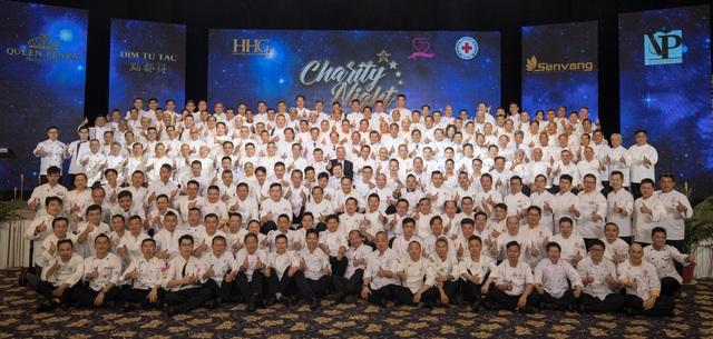 """Martin Yan, Đỗ Mỹ Linh tham gia """"Đêm nhân ái"""" cùng các đầu bếp quốc tế - Ảnh 2."""