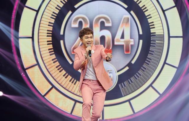 """Minh Xù – Vũ Thịnh giành """"ghế vàng"""" tại đêm thi đầu tiên của Nhạc hội song ca mùa 2 - Ảnh 1."""