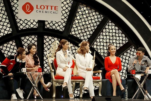 """Minh Xù – Vũ Thịnh giành """"ghế vàng"""" tại đêm thi đầu tiên của Nhạc hội song ca mùa 2 - Ảnh 3."""