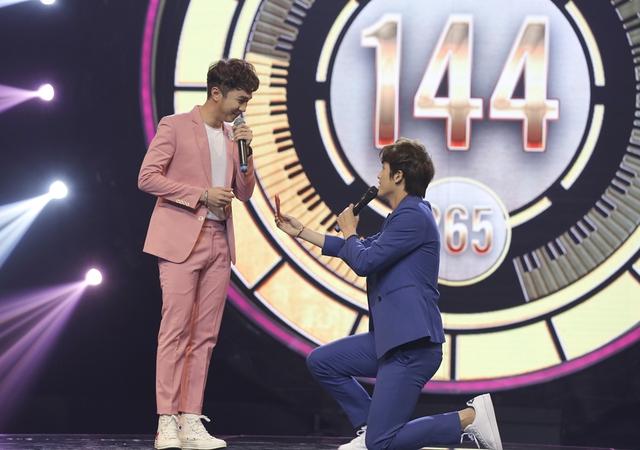 """Minh Xù – Vũ Thịnh giành """"ghế vàng"""" tại đêm thi đầu tiên của Nhạc hội song ca mùa 2 - Ảnh 7."""