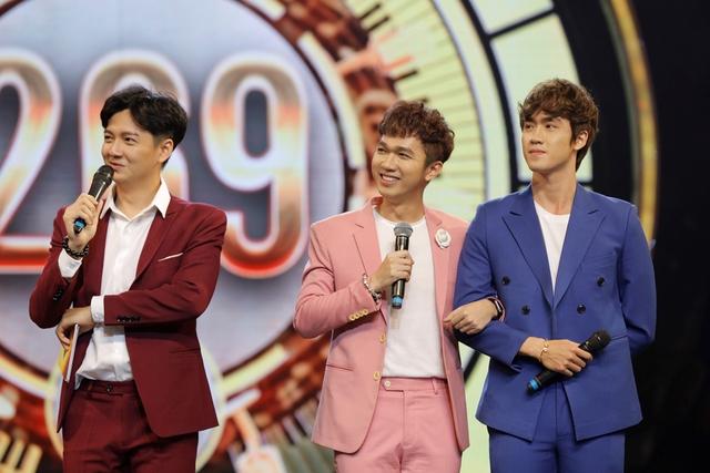 """Minh Xù – Vũ Thịnh giành """"ghế vàng"""" tại đêm thi đầu tiên của Nhạc hội song ca mùa 2 - Ảnh 8."""