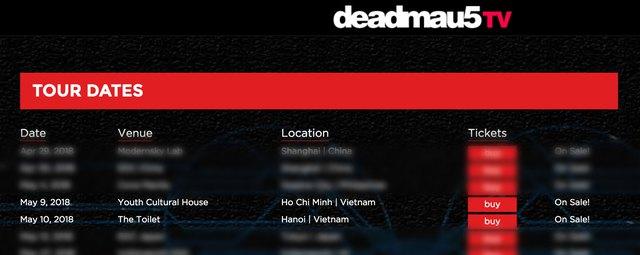 Siêu sao DJ/Producer Deadmau5 đặt chân đến Việt Nam biểu diễn vào tháng 5/2018 - Ảnh 3.