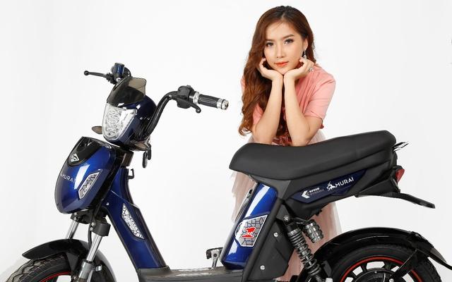 Hãng xe điện DKBike công bố Soobin Hoàng Sơn làm đại sứ thương hiệu - Ảnh 3.