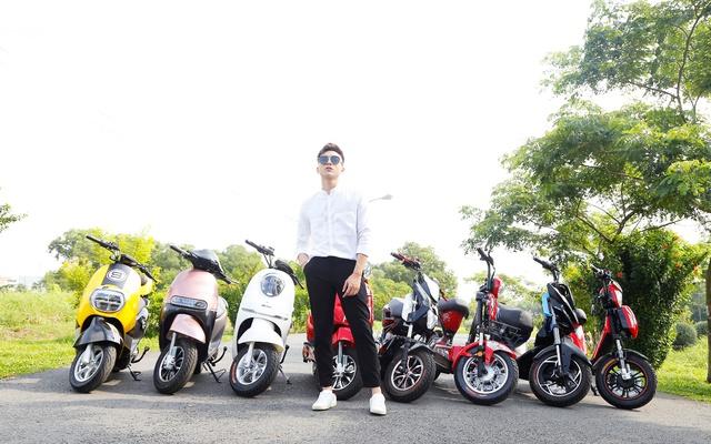 Hãng xe điện DKBike công bố Soobin Hoàng Sơn làm đại sứ thương hiệu - Ảnh 12.