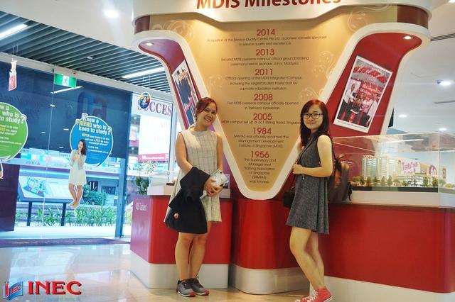 Chọn ngành học phù hợp tại hội thảo du học Singapore - Ảnh 4.