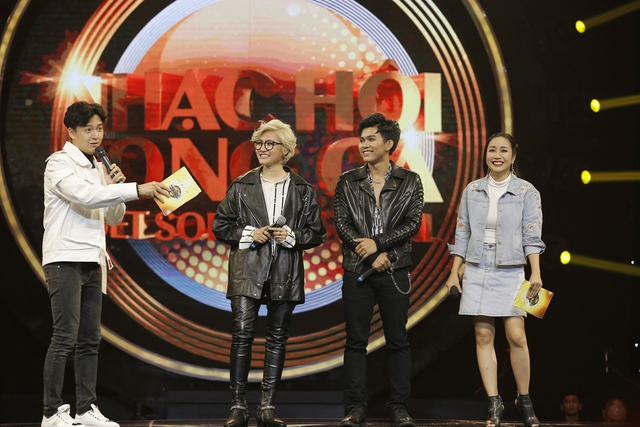 """Vicky Nhung: """"Tôi từng tủi thân và thất vọng vì chưa từng chiếnthắng Nhạc hội song ca mùa 2"""" - Ảnh 4."""