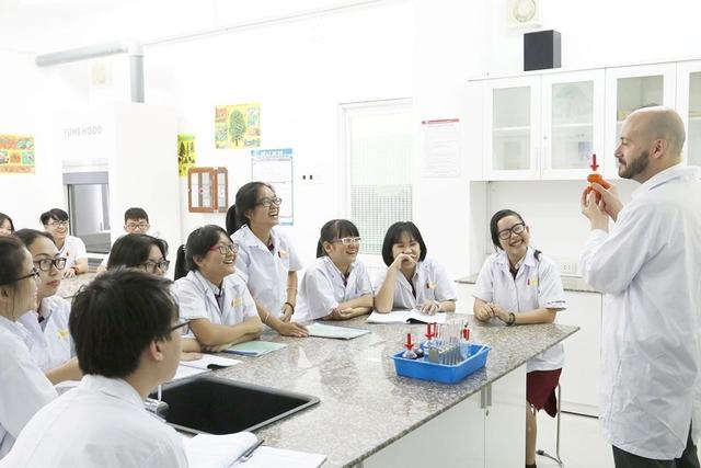Môi trường học tập theo tiêu chuẩn Hoa Kỳ tại trường Quốc tế Á Châu - Ảnh 3.