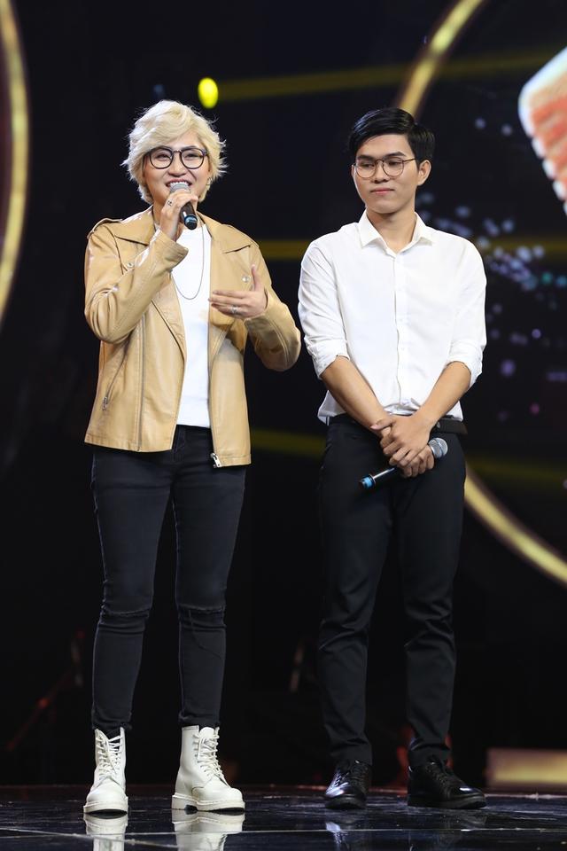 Puka, Diệu Nhi khiến sân khấu Nhạc hội song ca mùa 2 náo loạn với màn song ca thảm họa - Ảnh 3.