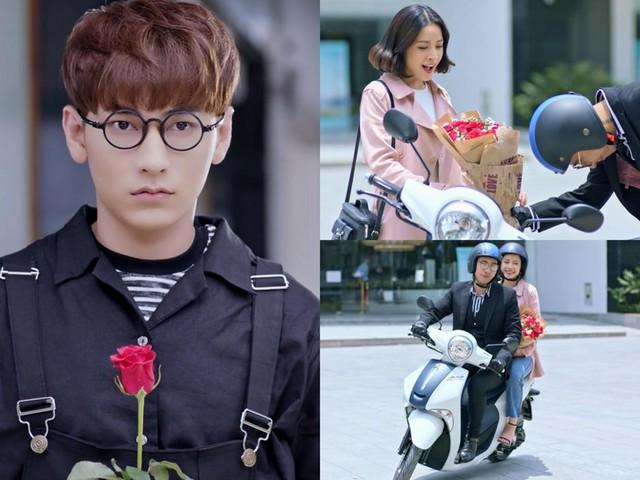 """Sắp tung MV mới, Isaac, Chi Pu và Only C gây tò mò với """"cuộc tình tay ba""""? - Ảnh 1."""