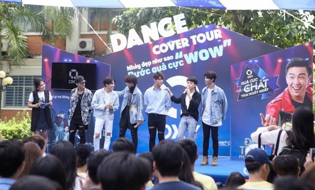 UNI5 và HuyMe khuấy động mùa hè cùng Oxy Dance Cover Tour - Ảnh 1.