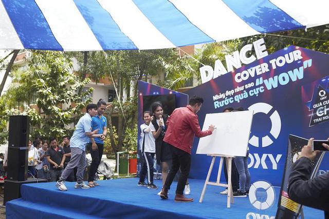 UNI5 và HuyMe khuấy động mùa hè cùng Oxy Dance Cover Tour - Ảnh 4.