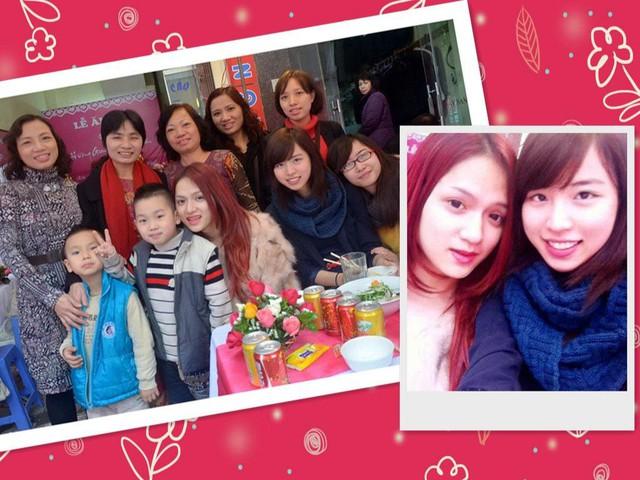 Ít ai biết, Hoa hậu Hương Giang còn có cô em họ vừa xinh vừa là giảng viên đại học tài năng thế này - Ảnh 3.
