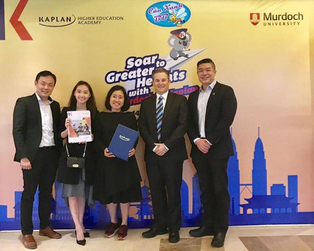 Tuần lễ tư vấn du học Singapore, chọn trường có tỉ lệ sinh viên xin được việc làm cao, có học bổng - Ảnh 3.