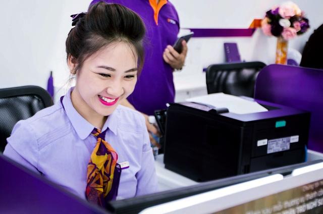 Ngắm nhan sắc đốn tim cộng đồng mạngcủanhững hot girl ngân hàng - ảnh 8