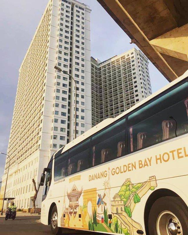 Chiêm ngưỡng khách sạn có bể bơi dát vàng 24k cao nhất và lớn nhất thế giới - Ảnh 8.
