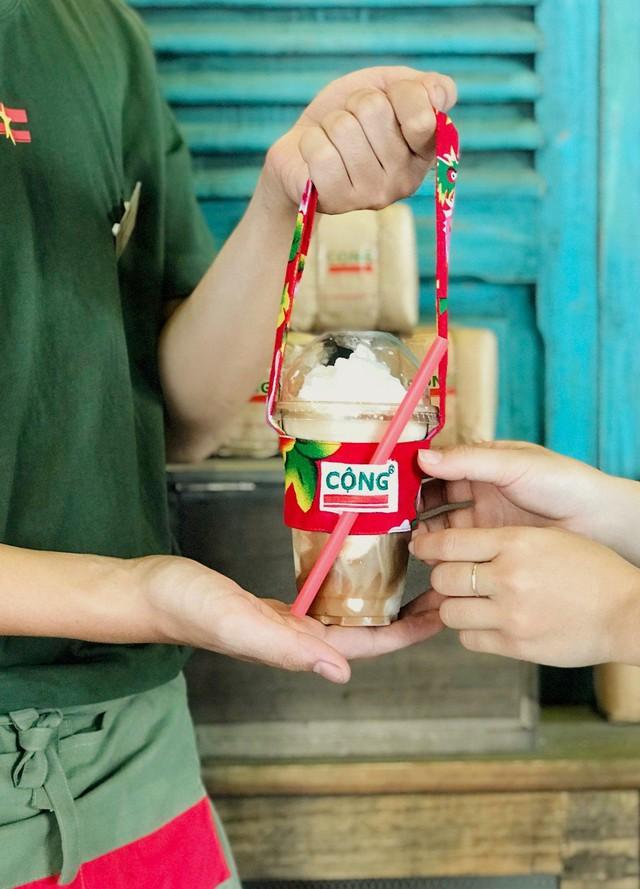 Hà Nội bắt kịp trào lưu quai vải trà sữa bảo vệ môi trường - Ảnh 4.