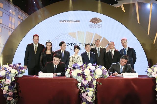 Mandarin Oriental - Chuỗi khách sạn sang trọng bậc nhất thế giới chính thức có mặt tại Việt Nam - Ảnh 1.