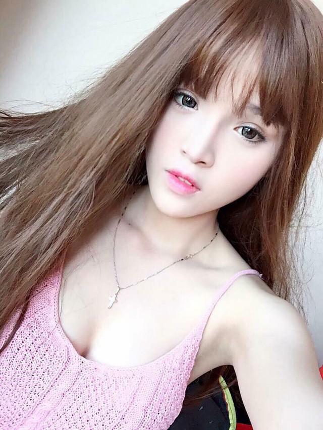Hot girl Tâm Chibi xinh đẹp hút hồn sau cắt mí Double Deep 5D - ảnh 2