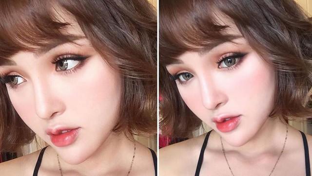 Hot girl Tâm Chibi xinh đẹp hút hồn sau cắt mí Double Deep 5D - ảnh 3