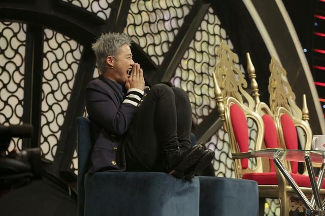 Diệu Nhi, Lê Lộc, Thanh Duy phấn khích tột độ khi gặp thần tượng Ưng Hoàng Phúc tại Nhạc hội song ca mùa 2 - Ảnh 4.
