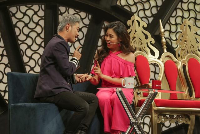Diệu Nhi, Lê Lộc, Thanh Duy phấn khích tột độ khi gặp thần tượng Ưng Hoàng Phúc tại Nhạc hội song ca mùa 2 - Ảnh 7.