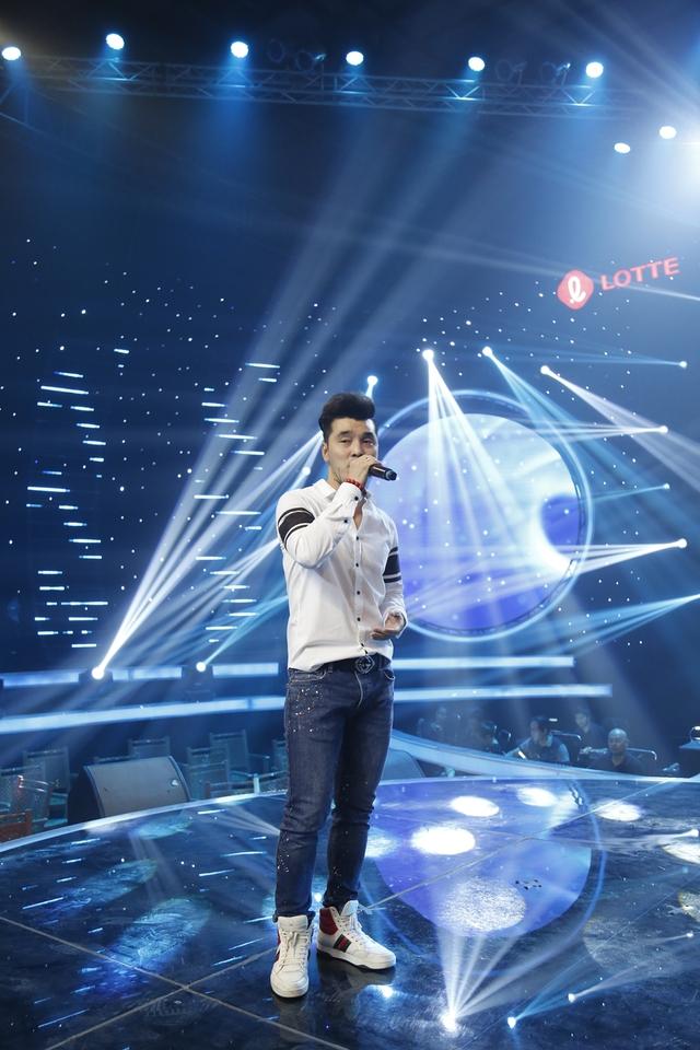Diệu Nhi, Lê Lộc, Thanh Duy phấn khích tột độ khi gặp thần tượng Ưng Hoàng Phúc tại Nhạc hội song ca mùa 2 - Ảnh 12.