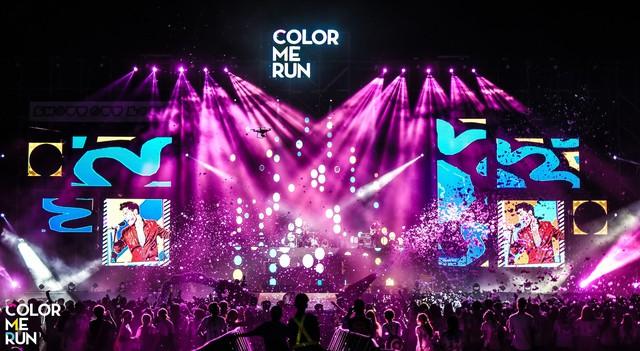 Choáng với những con số sau 5 năm Color Me Run - ảnh 8