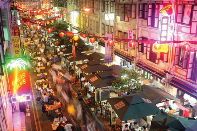 Du lịch Singapore và những điều cần lưu ý - ảnh 4