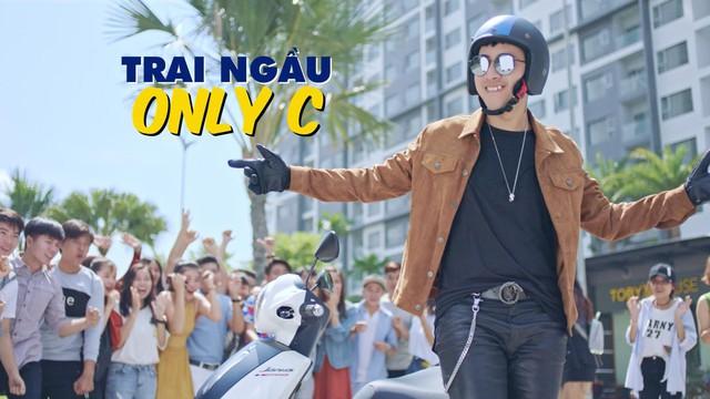 Hé lộ hậu trường vui nhộn của bộ ba Isaac, Chi Pu, Only C trong MV mới - Ảnh 4.