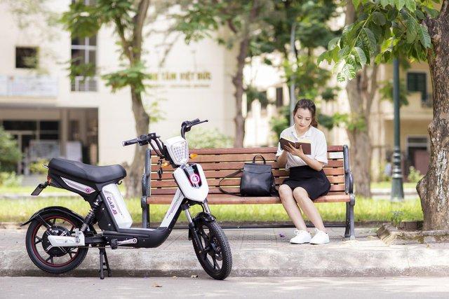 Xe điện học sinh PEGA công bố giá mới cực sốc năm 2018 - Ảnh 5.