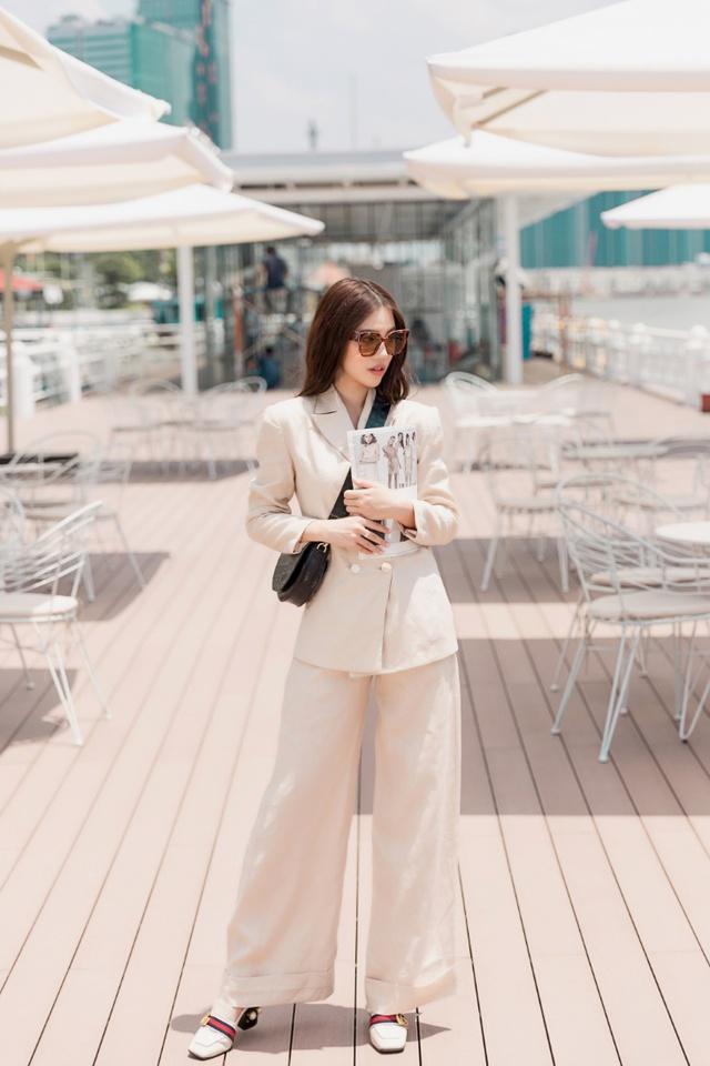 Xuống phố xinh đẹp và sang chảnh như Jolie Nguyễn trong dịp hè này! - Ảnh 17.