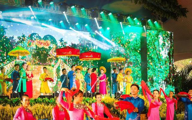 Suối Tiên chào hè rực rỡ với Lễ hội trái cây Nam Bộ 2018 - ảnh 1